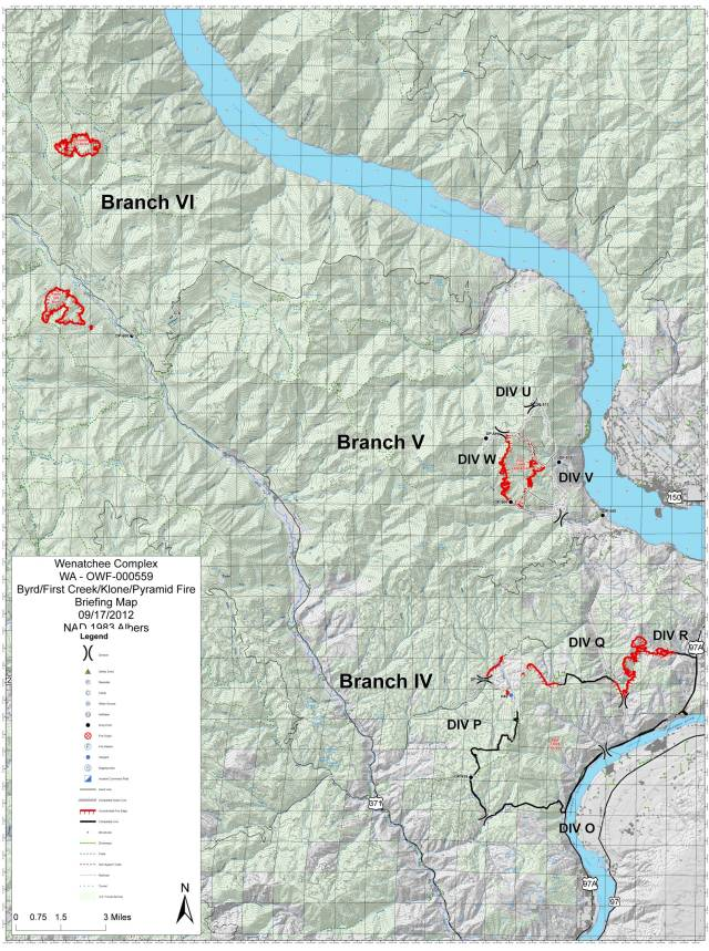 Byrd Canyon Fire Briefing 9/17